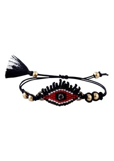 Women's Deepa Gurnani Yuri Evil Eye Bracelet