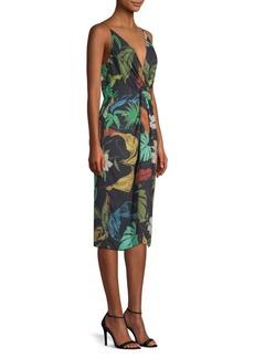 Delfi Collective Frankie Floral Sheath Dress
