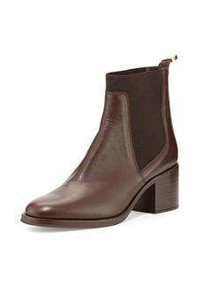 Delman Corie Leather Chelsea Boot