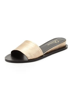 Delman Megan Internal-Wedge Sandal