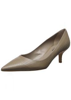 Delman Women's Bene Mid Heel Pump   M US
