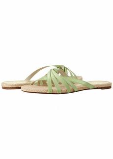 Delman Women's Blair Flat Sandal   M US
