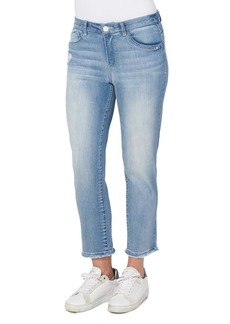 Democracy Ab Solution High Rise Slim Straight Jeans