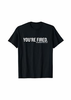 Democracy BIDEN WON 2020 | TRUMP LOST T-Shirt