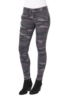 Democracy Camo Skinny Jeans