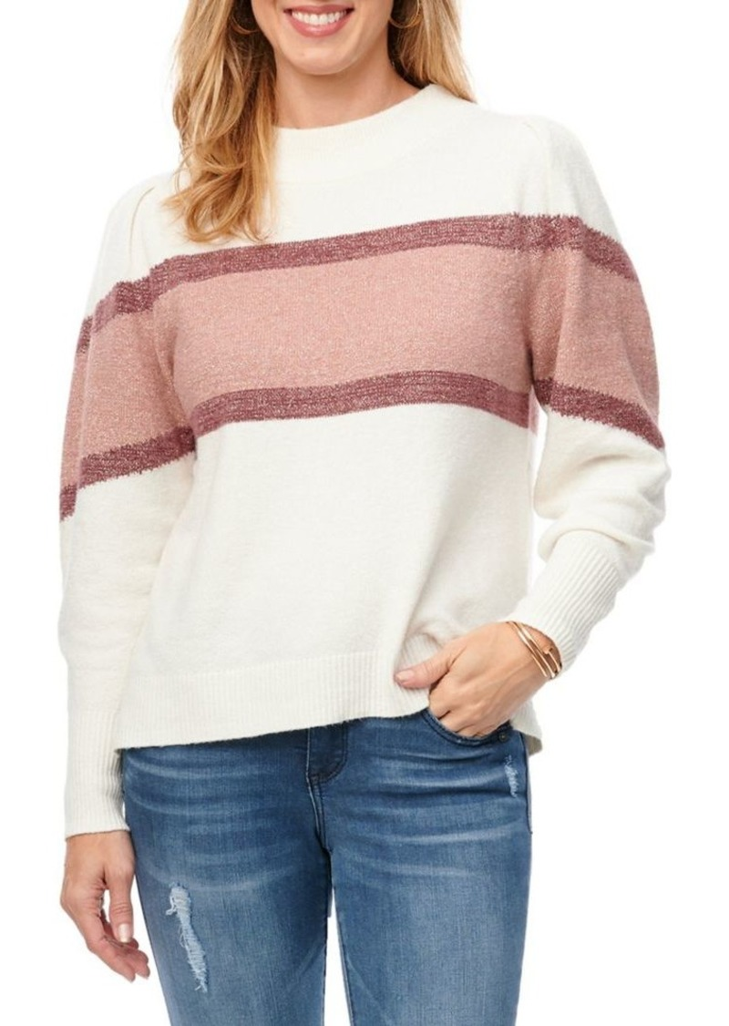 Democracy Cotton-blend Sweater