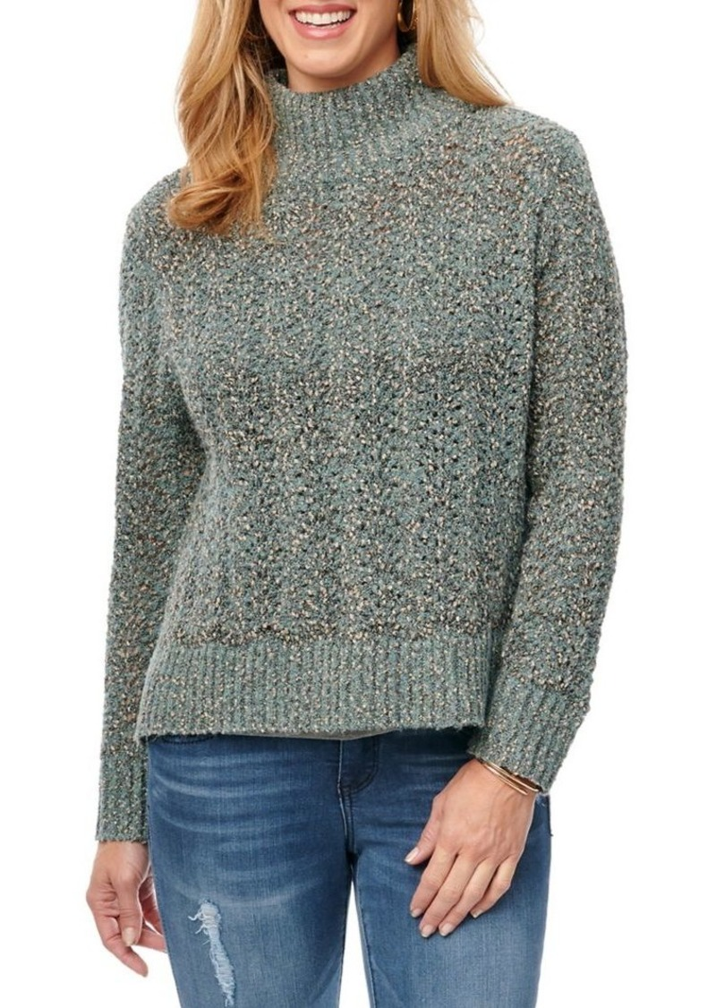 Democracy Knitted Turtleneck Sweater