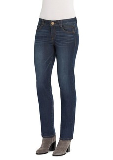 Democracy Straight Leg Jeans