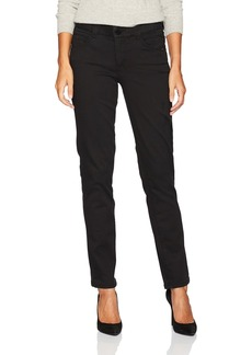 Democracy Women's Ab Solution Straight Leg Jean
