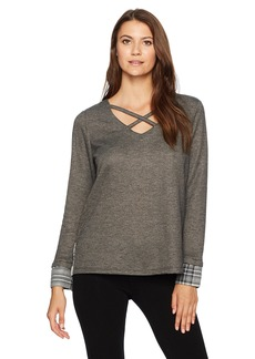 Democracy Women's L/s Sweater  M