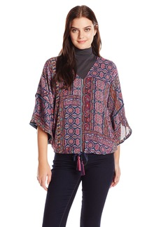 Democracy Women's Printed Kibomb Jacket  S