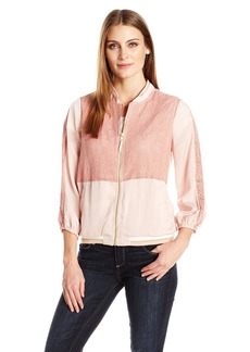 Democracy Women's Spiced Jacket W/ Multi-Rib  XL
