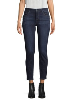 Democracy Zipped Ankle Jeans