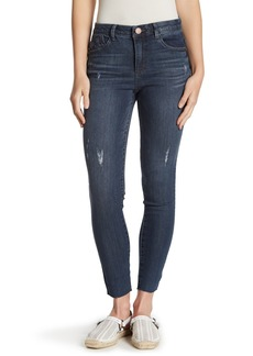 Democracy High Rise Distressed Skinny Jeans