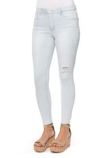 Democracy Luxe High Rise Ankle Skinny Jeans