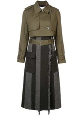 Derek Lam 2-In-1 Trench Coat