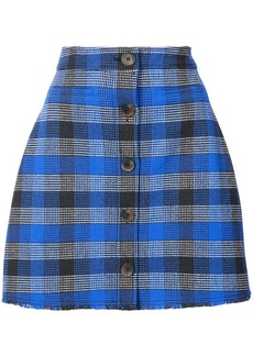 Derek Lam A-Line Mini Skirt