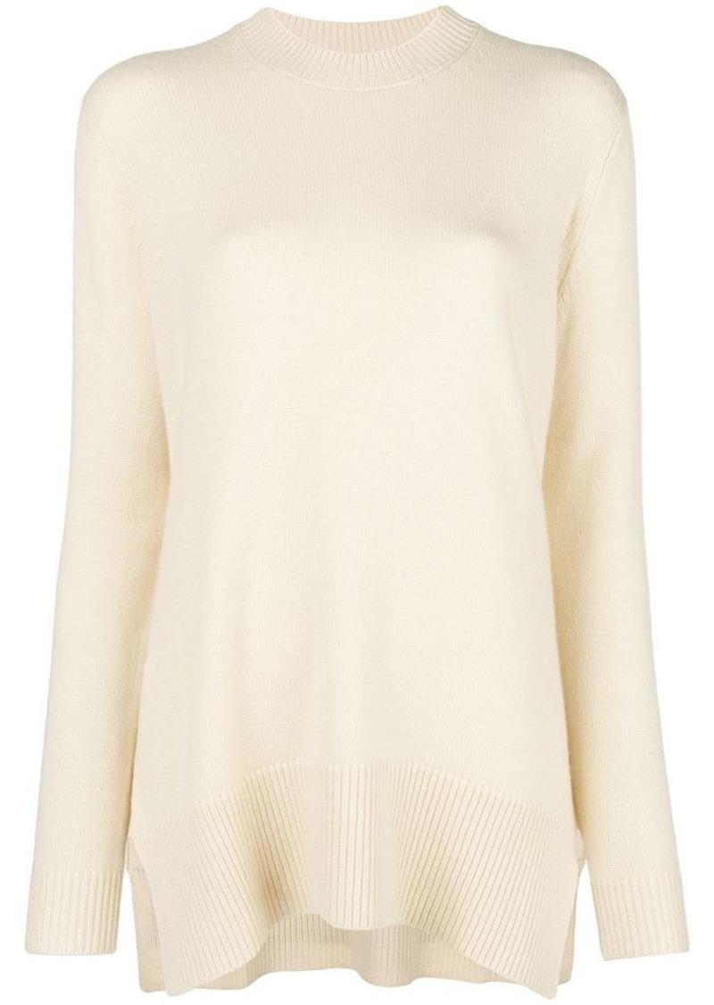 fd2c8d888a Derek Lam asymmetric crew-neck sweater