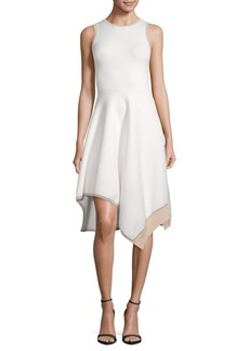 Derek Lam Asymmetrical-Hem Dress