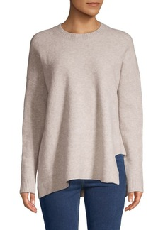 Derek Lam Asymmetrical-Hem Sweater