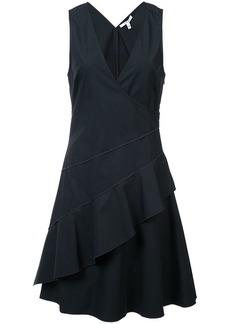 Derek Lam Asymmetrical Hem Tank Dress