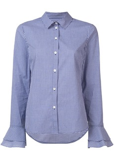 Derek Lam Bell Sleeve Button-Down Shirt