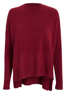 Derek Lam Boxy Cashmere-Blend Sweater