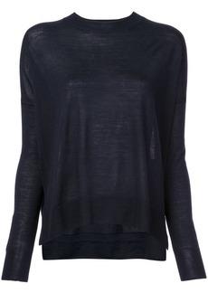 Derek Lam Boxy Crewneck Sweater