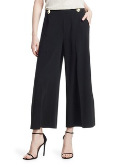 Derek Lam Button Culotte Pants