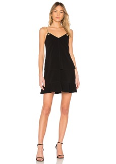 Derek Lam Cami Flounce Dress