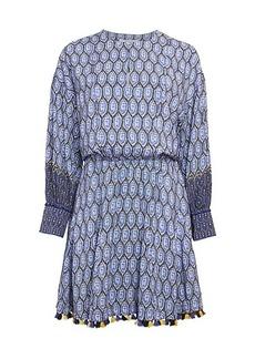 Derek Lam Cassia Printed Dress