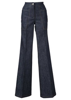 Derek Lam Charlotte high-waist flared jeans