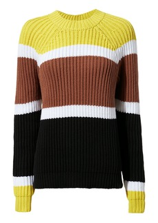 Derek Lam Colorblocked Sweater