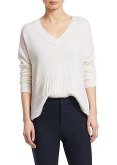 Derek Lam Core V-Neck Cashmere Sweater
