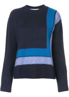 Derek Lam Crewneck Blanket Sweater