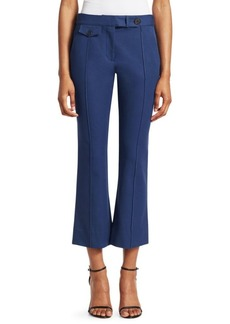 Derek Lam Cropped Flare Trousers
