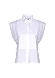 DEREK LAM - Solid color shirts & blouses