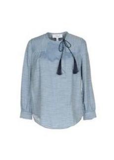 DEREK LAM 10 CROSBY - Solid color shirts & blouses