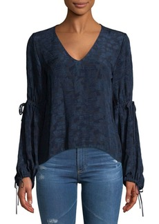 Derek Lam Bell Sleeve Top