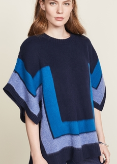 Derek Lam 10 Crosby Blanket Sweater