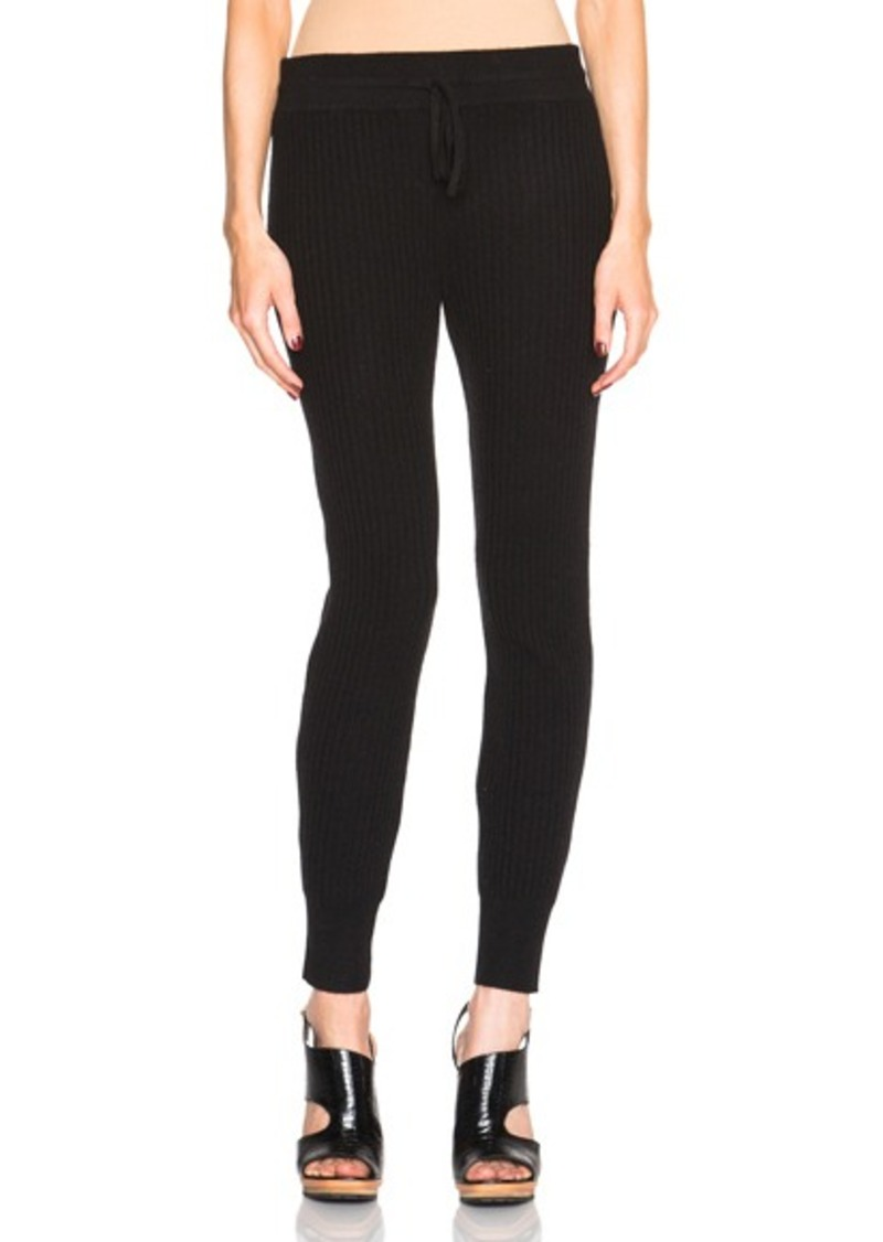 DEREK LAM 10 CROSBY Cashmere Track Pants