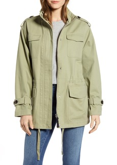 Derek Lam 10 Crosby Cotton Field Jacket