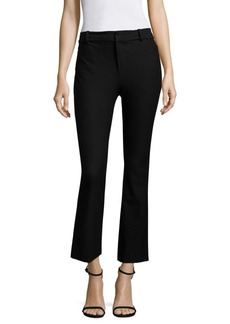 Derek Lam Crosby Crop Flare Pants