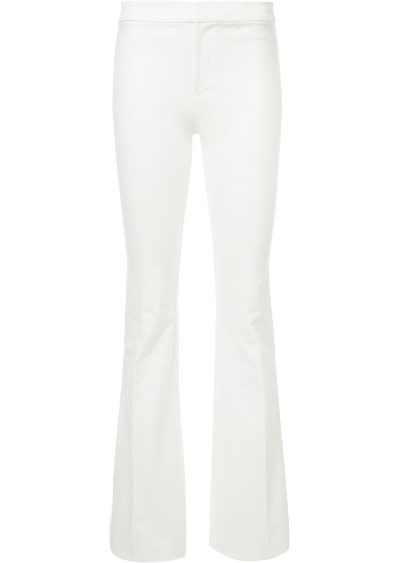 Derek Lam Crosby flared trousers