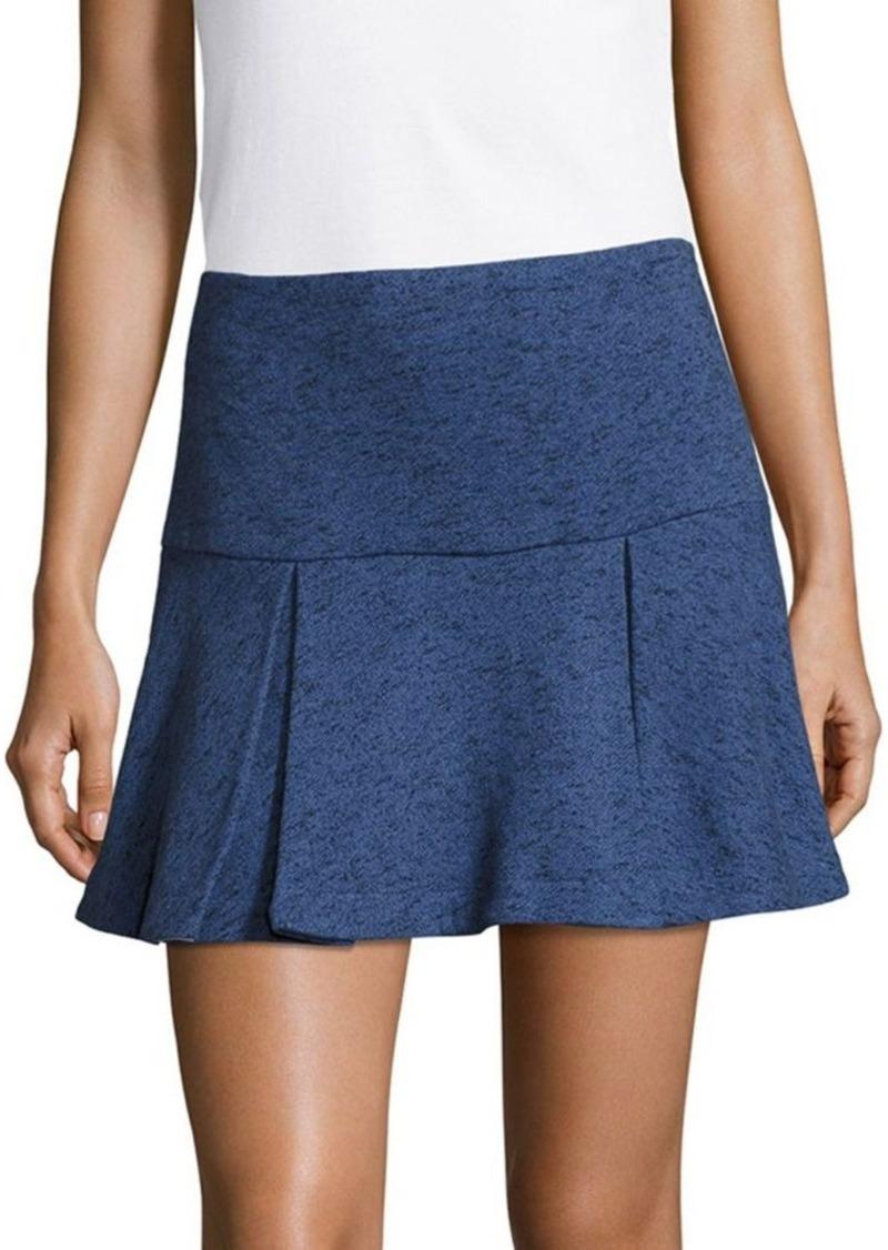 d149b8e330 Derek Lam Derek Lam 10 Crosby Flared Cotton Mini Skirt | Skirts