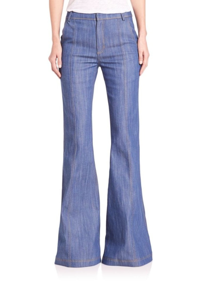 Derek Lam 10 Crosby Flared Jeans