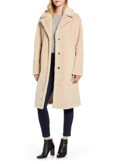 Derek Lam 10 Crosby Genuine Shearling Coat