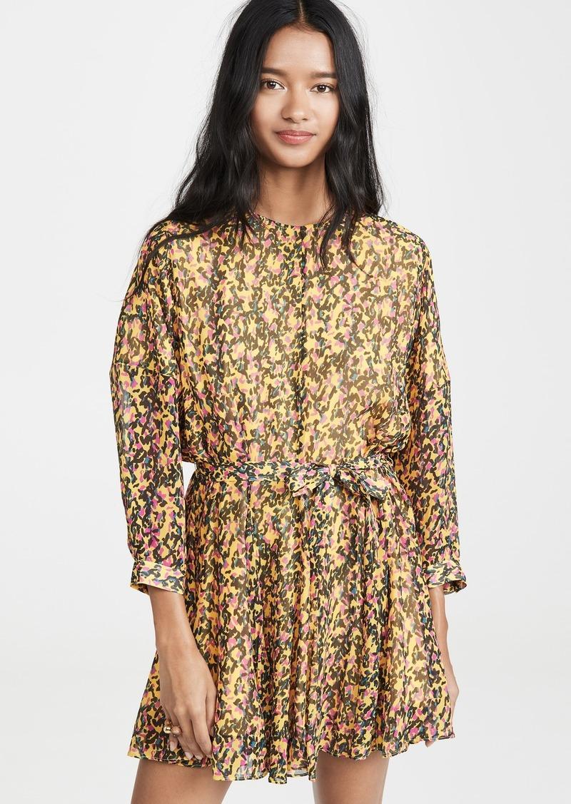 Derek Lam 10 Crosby Godet Skirt Dress
