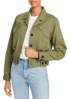 Derek Lam 10 Crosby Gwen Field Jacket