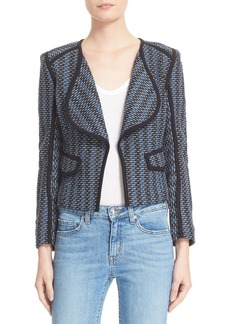 Derek Lam 10 Crosby Knit Jacket